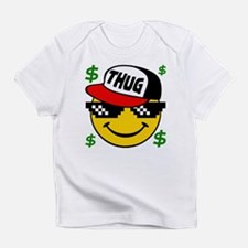 Smiley Thug Smilie Thug Emoticon Infant T-Shirt