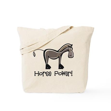 Horse Power! Tote Bag