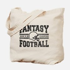 Cute Fantasy football trophies Tote Bag