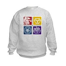 St Matthew Trinity Sweatshirt