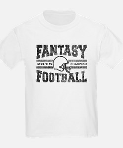 2015 Fantasy Football Champion T-Shirt