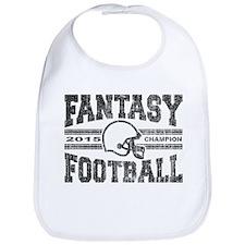 2015 Fantasy Football Champion Bib