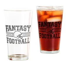 2015 Fantasy Football Champion Drinking Glass