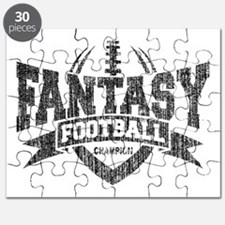 Fantasy Football Champion Puzzle