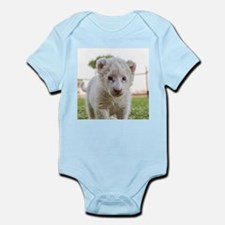 WHITE LION CUB Body Suit