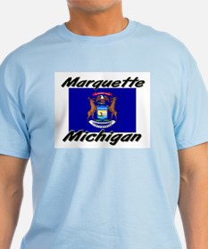 Marquette Michigan T-Shirt