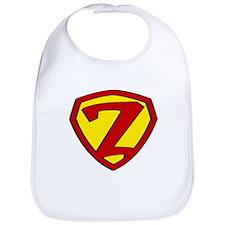Super Z Logo Costume 05 Bib