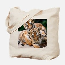 BABY TIGERS Tote Bag