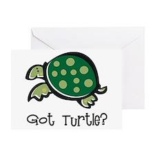 Got Turtle? Greeting Card