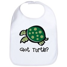 Got Turtle? Bib