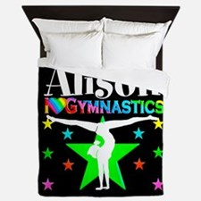 Gymnast Star Queen Duvet