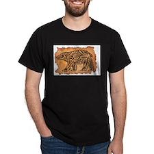 Unique Artistic T-Shirt