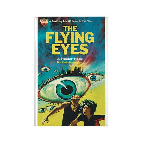 """Frig. Magnet - """"The Flying Eyes"""""""
