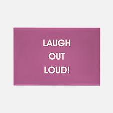 LAUGH OUT LOUD! Magnets