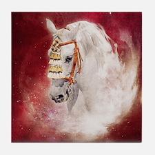 Circus Horse Tile Coaster