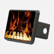 Burning Piano Hitch Cover