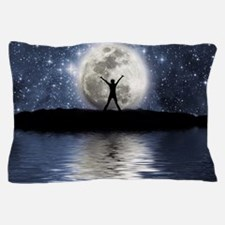 Between Heaven and Earth Pillow Case