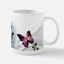 Colorful Butterflies Mug
