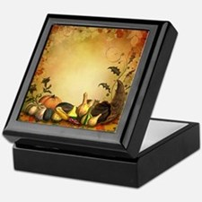 Thanksgiving Keepsake Box