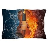 Violin Pillow Cases