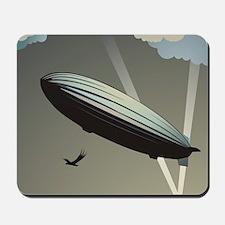 Zeppelin Skyline Mousepad