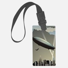 Zeppelin Skyline Luggage Tag