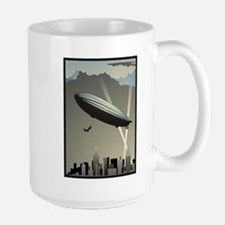 Zeppelin Skyline Ceramic Mugs