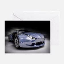 Cool Dream Car Greeting Cards (Pk of 20)
