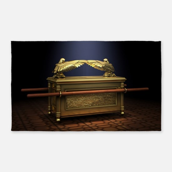 Ark of the Covenant Area Rug