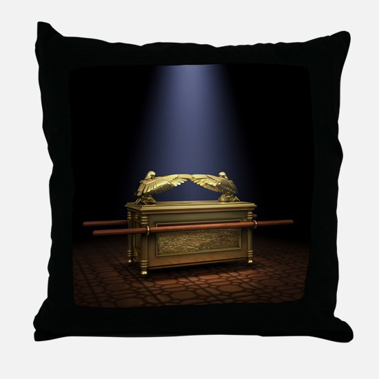 Ark of the Covenant Throw Pillow