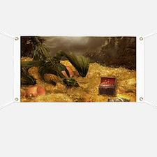 Dragon Treasure Banner