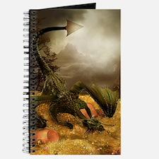 Dragon Treasure Journal