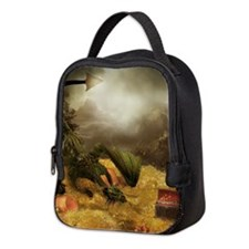 Dragon Treasure Neoprene Lunch Bag