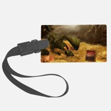 Dragon Treasure Luggage Tag