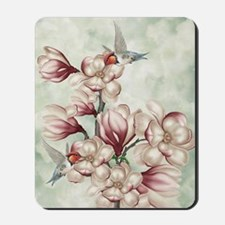 Magnolia Colibries Mousepad