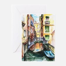 Summer in Venice Greeting Cards (Pk of 10)