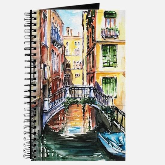 Summer in Venice Journal