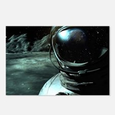 Cosmonaut Outlook Postcards (Package of 8)