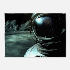 Cosmonaut Outlook 5'x7'Area Rug