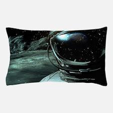 Cosmonaut Outlook Pillow Case
