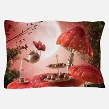 Surreal Tea Party Pillow Case