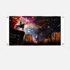 Native American Universe Banner