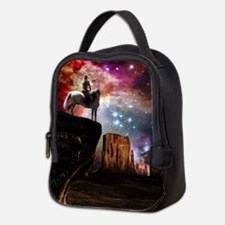Native American Universe Neoprene Lunch Bag