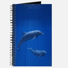 Dolphin Couple Journal