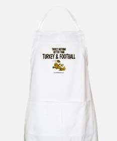 Nothing Better Than Turkey & Football BBQ Apron