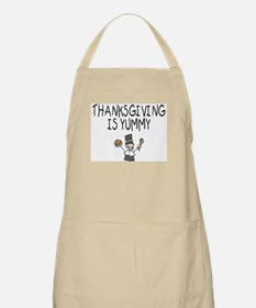Thanksgiving Is Yummy Apron