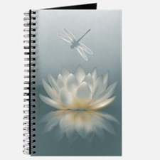 Lotus and Dragonfly Journal