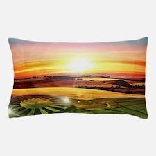 Crop Circles Pillow Case