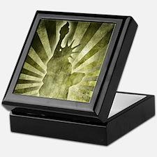 Liberty Statue Keepsake Box