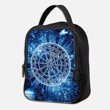 Mystical Zodiac Neoprene Lunch Bag